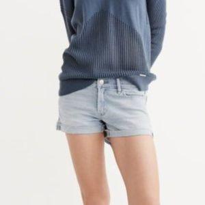 NWOT A&F Jean Shorts!!